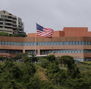 Embajada de EEUU en Caracas, Venezuela