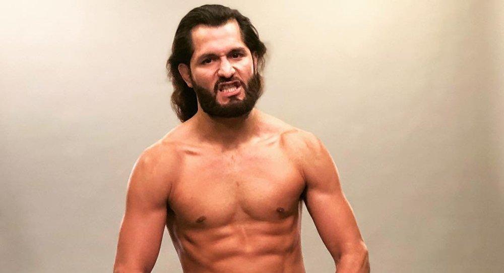 Jorge Masvidal, luchador de MMA