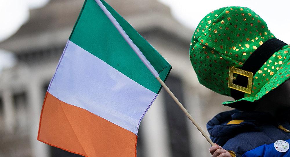 La bandera de Irlanda del Norte