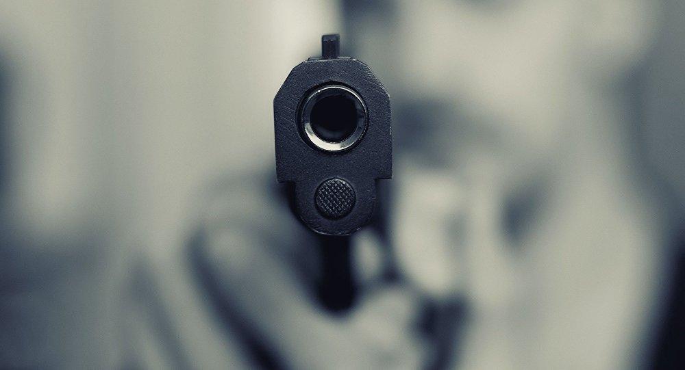 Una pistola (imagen referencial)