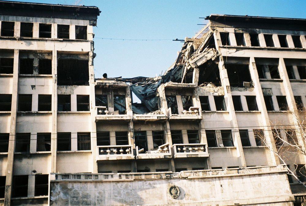La operación de la OTAN contra Yugoslavia
