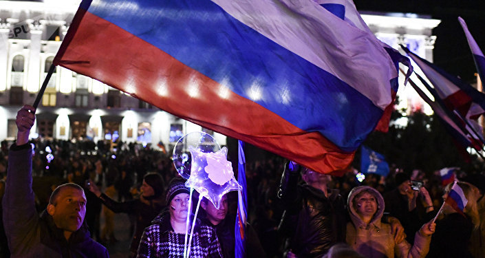Celebraciones por el quinto aniversario de la reincorporación de Crimea a Rusia