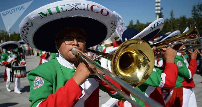 Una banda mexicana