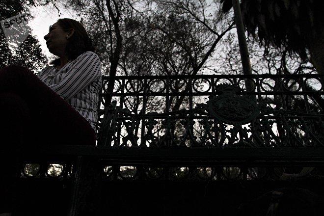 Ciudad de México. Ana Enamorado busca a su hijo Oscar López Enamorado quien salió de San Pedro Sula, Honduras, en 2008 y se comunicó por última vez en enero de 2010, desde Jalisco.