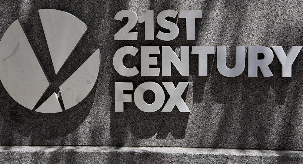Las oficinas de 21st Century Fox