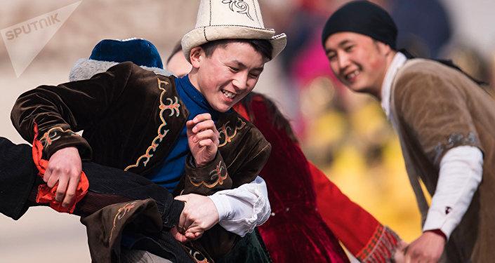 La celebración de 'Novruz' en Kirguistán