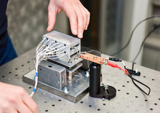 Nuevo sensor de vibración para detectar defectos en edificios, puentes y naves espaciales