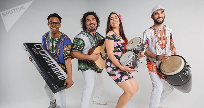 Havana Mama band