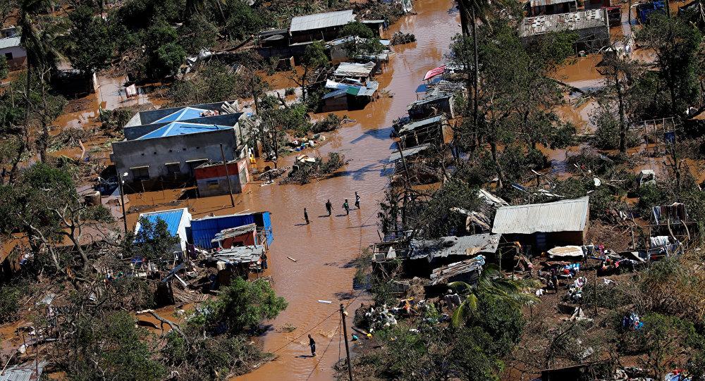 Las consecuencias del ciclón Idai