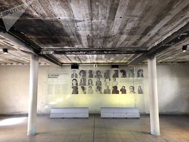 En el sótano del casino de oficiales de la ESMA se encontraba la principal sala de tortura de este centro clandestino de detención