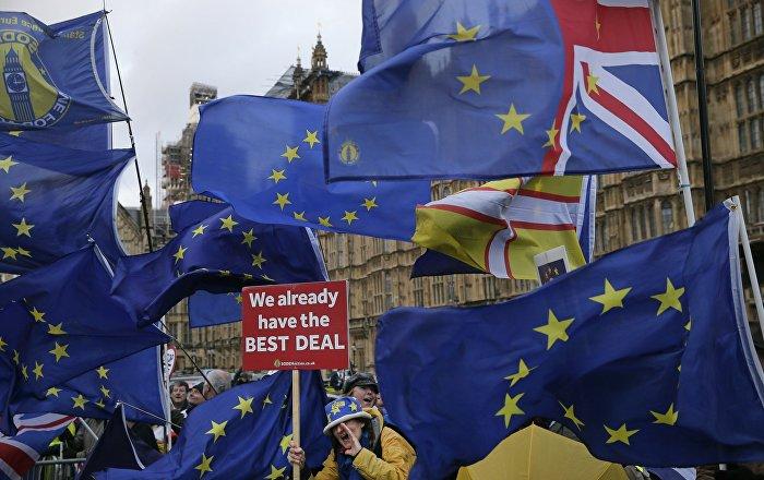 Partido norirlandés bloquea la propuesta para un acuerdo de Brexit