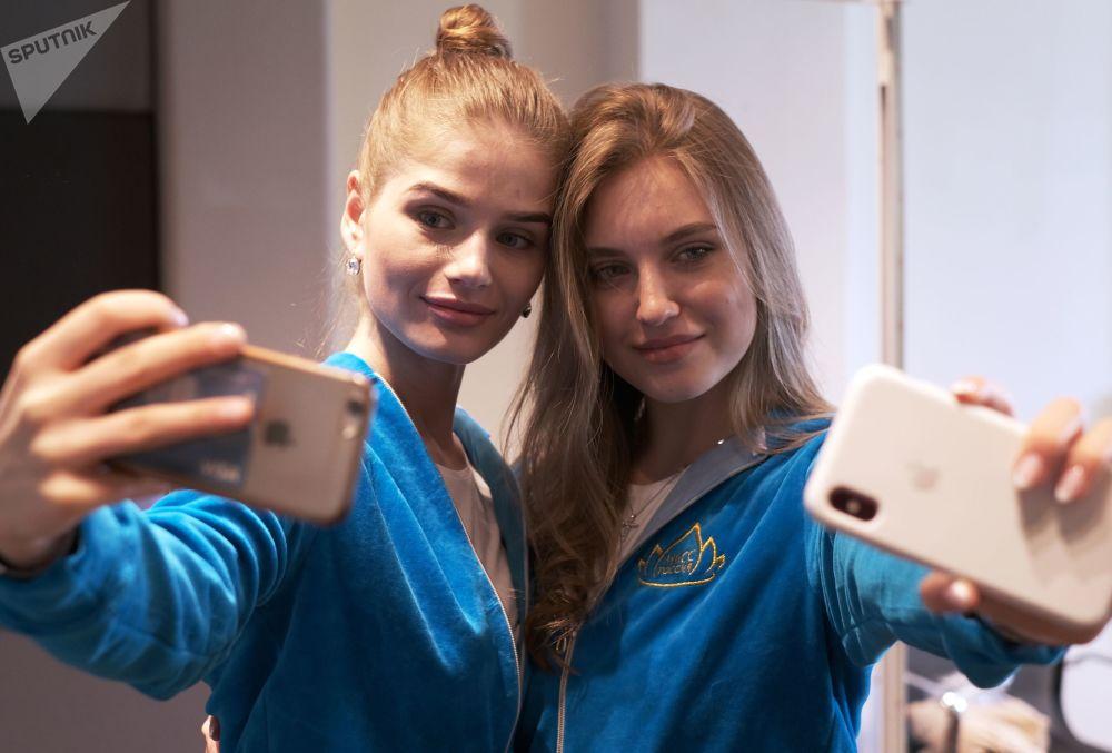 Las mejores fotos de la semana: un carnaval en bañadores, patinaje artístico y el concurso Miss Rusia