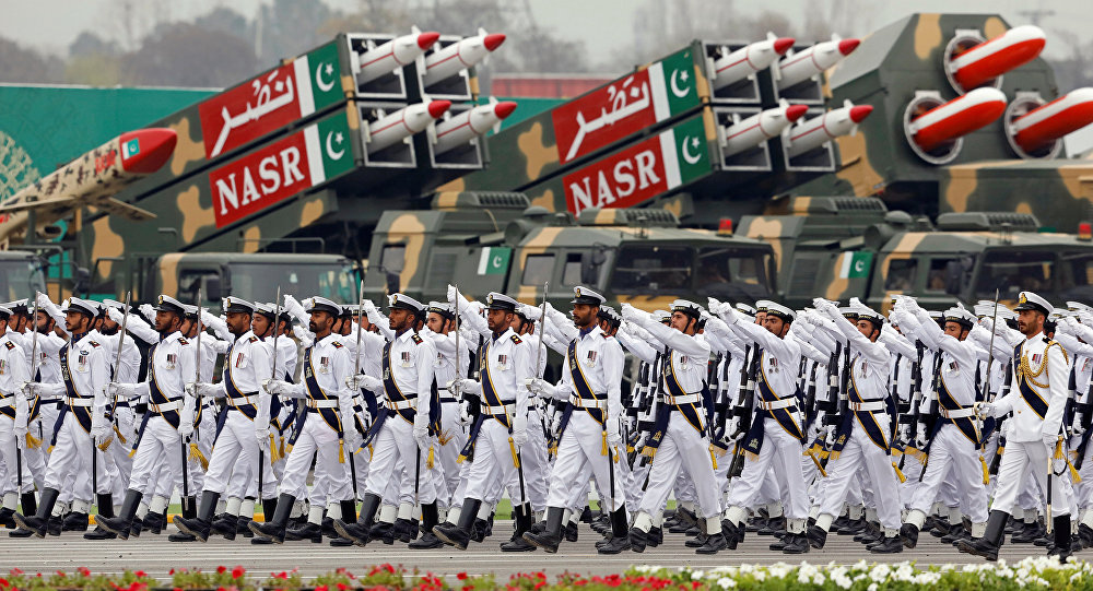 Militares pakistaníes