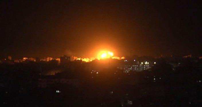 Sirenas y bombardeos: desarrollo de la tensa situación entre Israel y Gaza