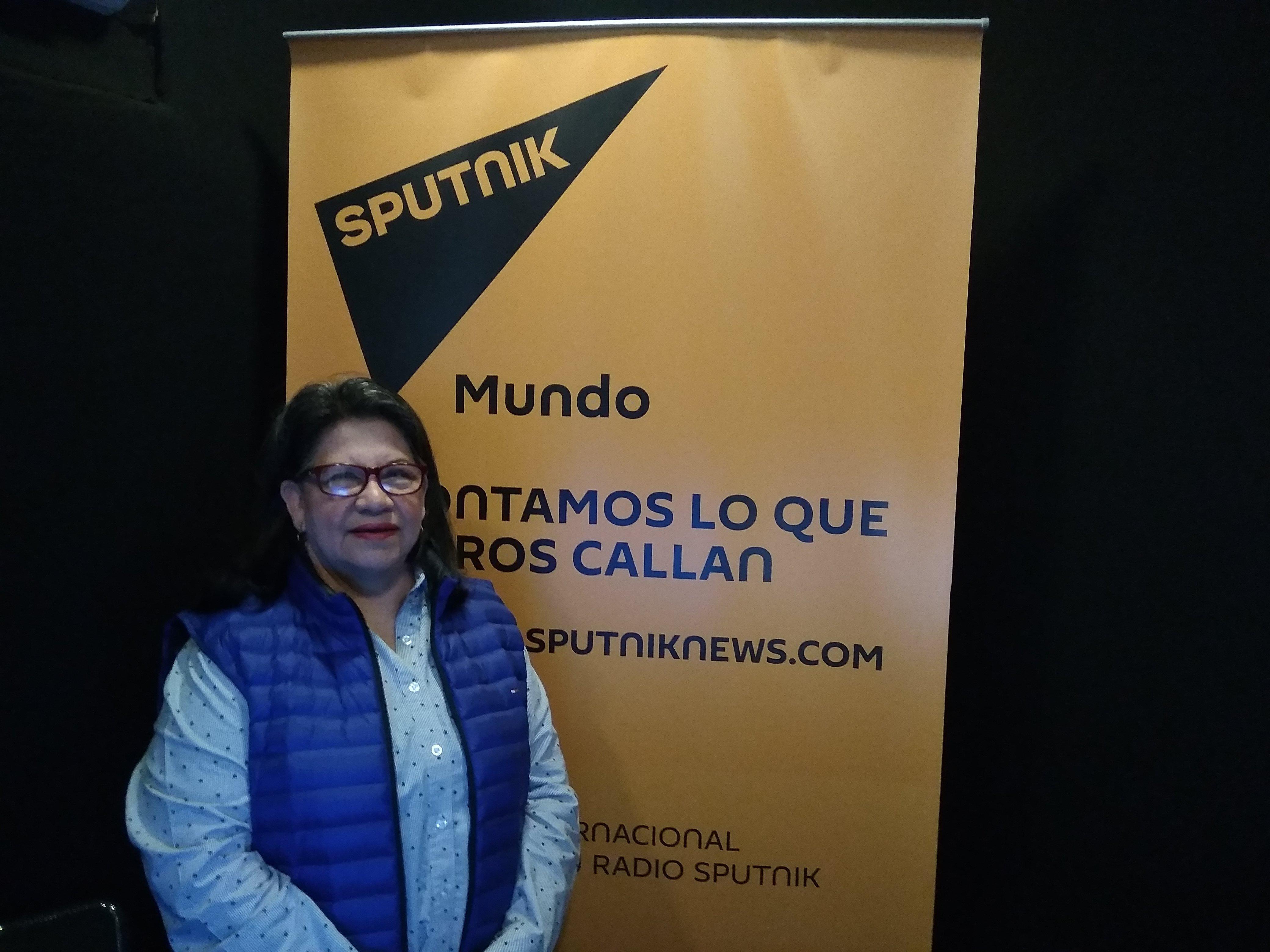 Embajadora de Nicaragua en Uruguay, Emilia Torres