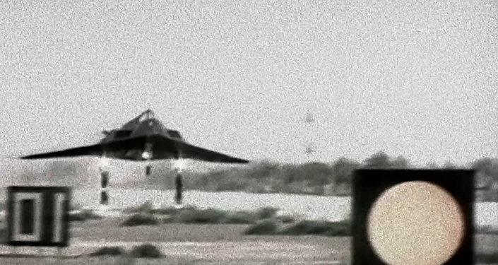 F-117 derribado en Yugoslavia