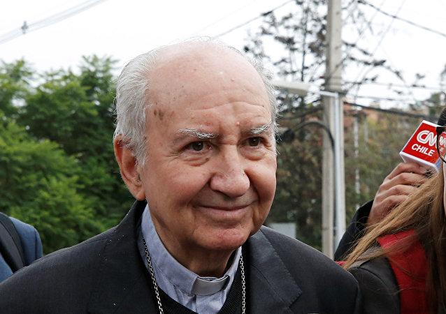 Francisco Javier Errázuriz, cardenal chileno