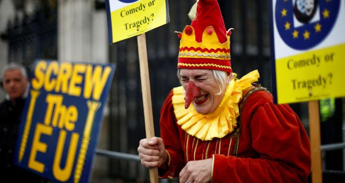Protestas anti-Brexit