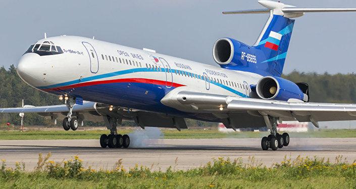 Tu-154M LK-1