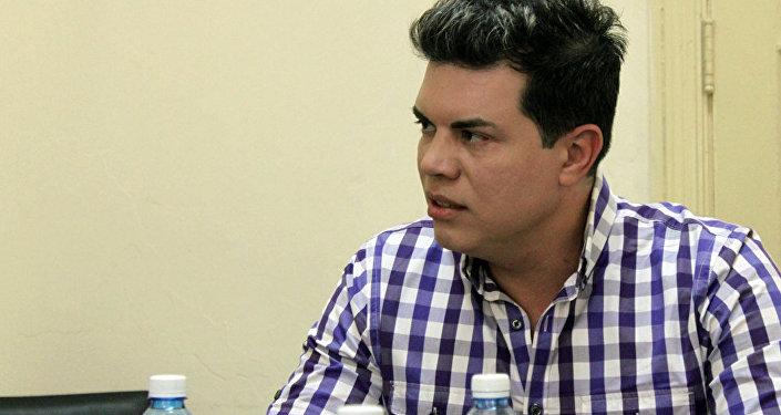 Daniel Martin, presidente del Instituto Latino de la Música