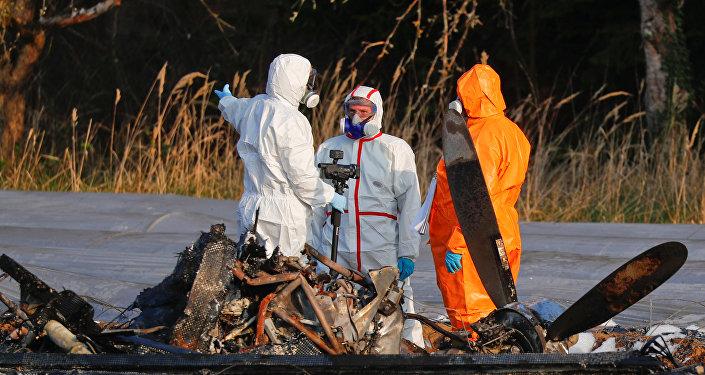 La catástrofe aérea que sufrió S7 Group en Alemania