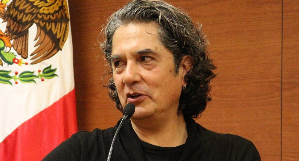 El músico mexicano Armando Vega Gil
