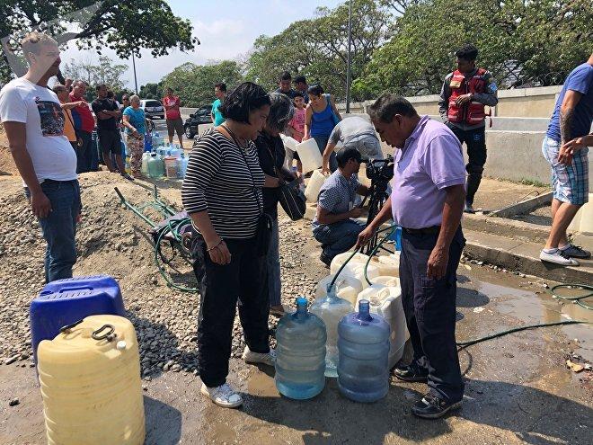 La energía en Venezuela es casi gratis, muchos cobran conciencia de esta situación una vez que falta y se registran episodios como la escasez de agua corriente