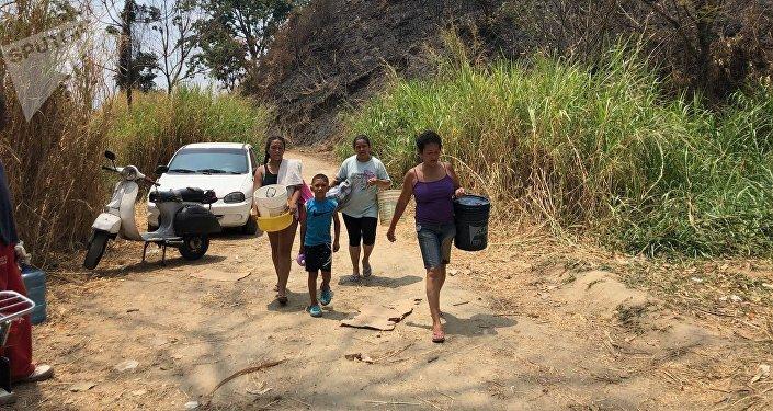 En estos días no hay actividad en Venezuela debido a las consecuencias del apagón, la mayor preocupación de muchos es conseguir agua