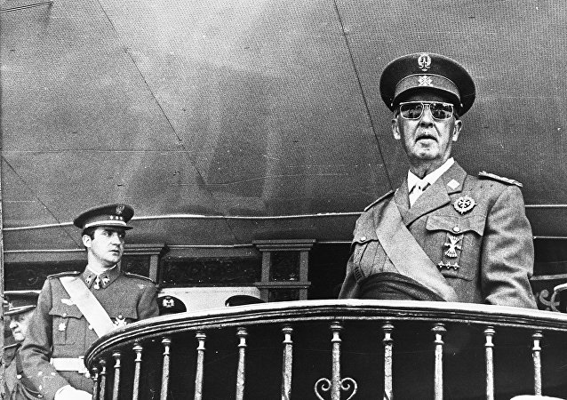 Francisco Franco, dictador español