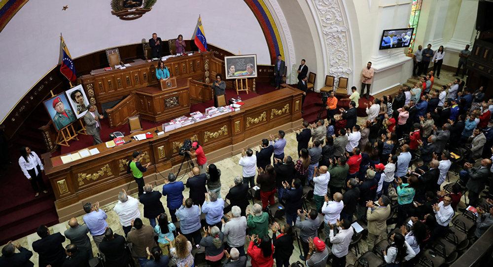 La Asamblea Nacional Constituyente de Venezuela