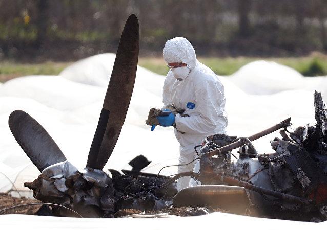 La catástrofe aérea de la corporación S7 Group en Alemania