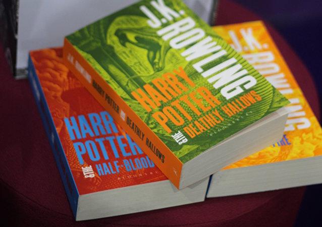 Los libros sobre Harry Potter
