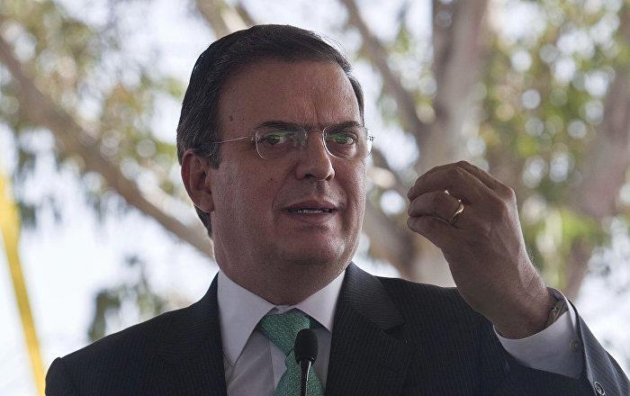 Canciller de México supervisará inicio de plan agroforestal en El Salvador