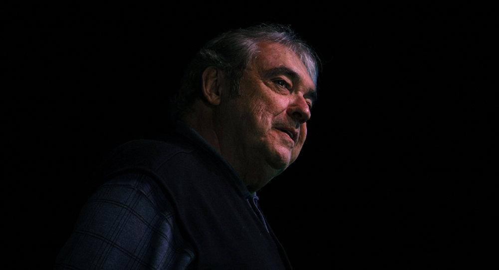 Alberto Cortez, cantautor argentino (archivo)