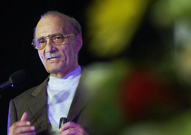Gueorgui Danelia, director de cine soviético