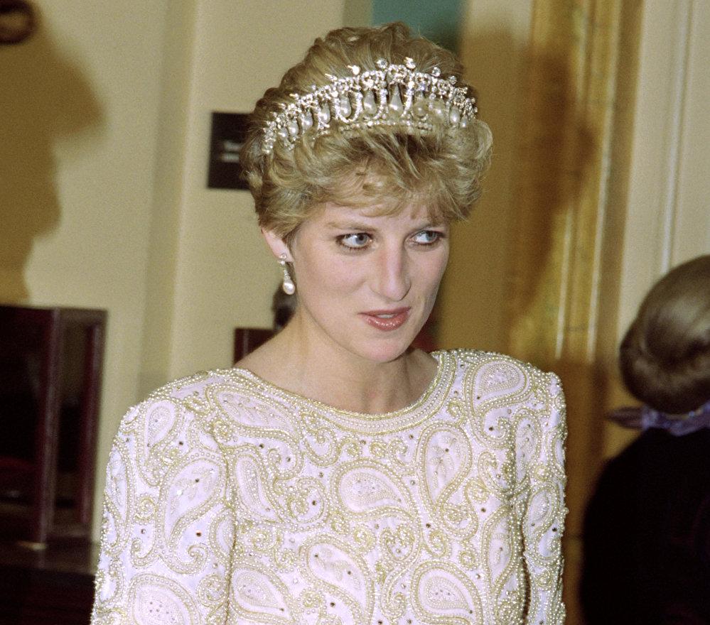 Princesa Diana (archivo)