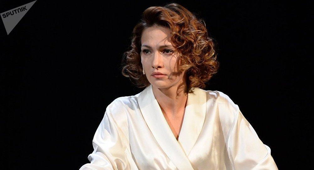 Evguenia Brik, actriz rusa