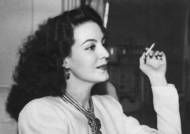 María Félix, diva del cine mexicano