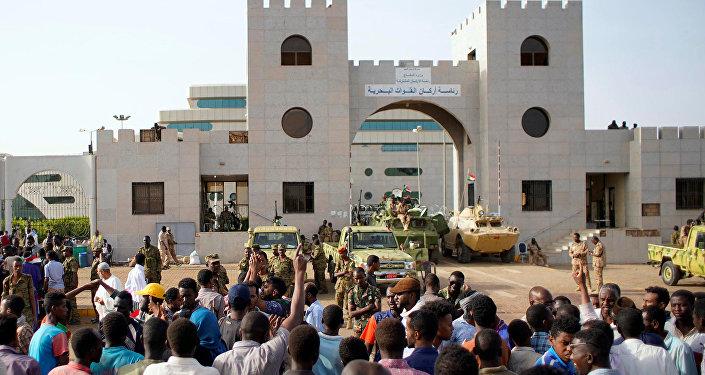 La situación en Sudán