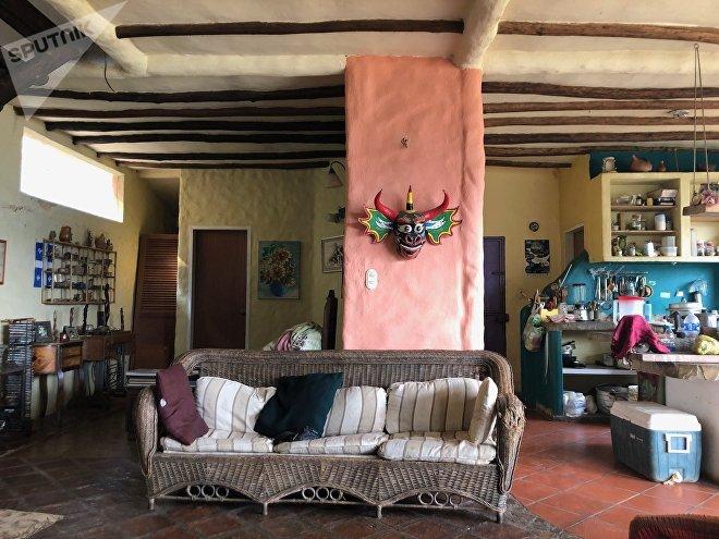 En la casa de Tamara, a 50 minutos del centro de Caracas, las parturientas dan a luz de manera natural, lejos de la violencia obstétrica