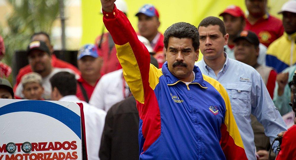 Maduro reitera dialogar con oposición y agradece a Noruega