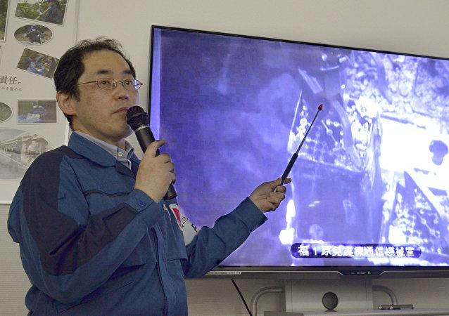 La retirada de combustible desde una piscina del reactor 3 de Fukushima