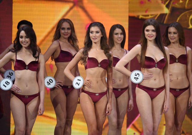 Trajes de baño y vestidos de noche: la final de Miss Rusia 2019, al detalle