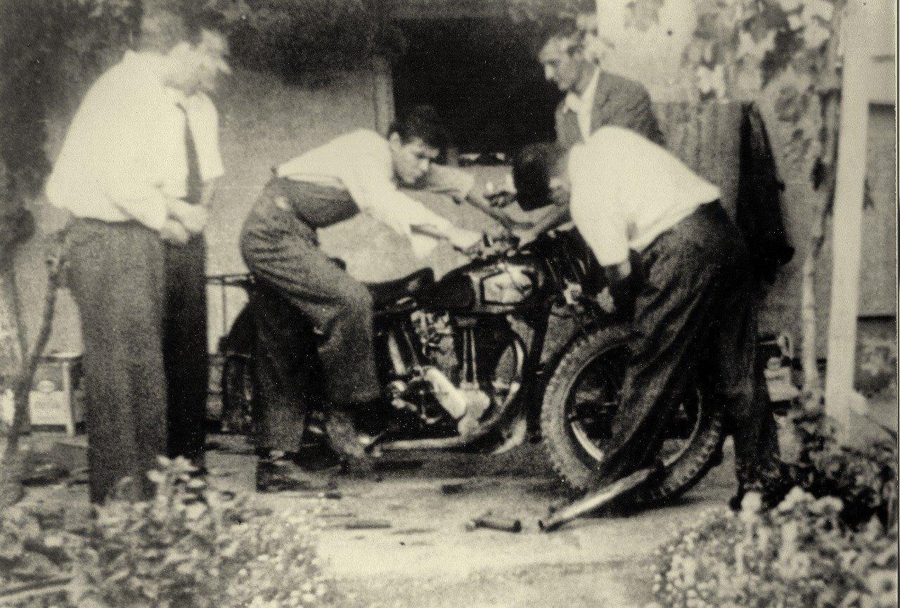 La Poderosa II, motocicleta de Ernesto Guevara