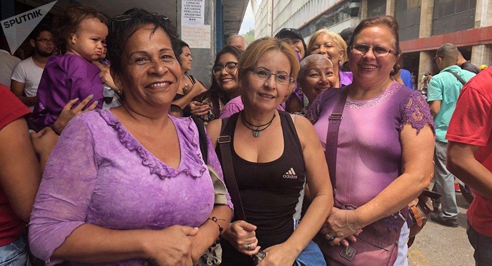 Celebración de la Semana Santa en Venezuela