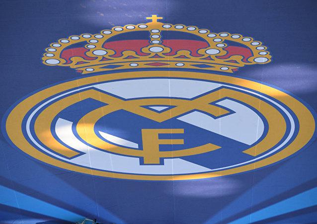 El logo de Real Madrid