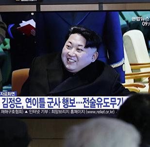 Kim Jong-un, líder norcoreano