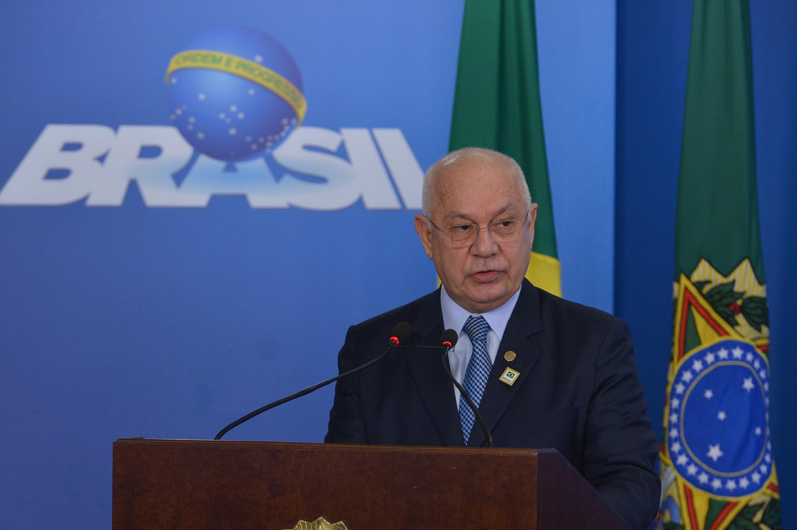 Teori Zavascki, magistrado brasileño