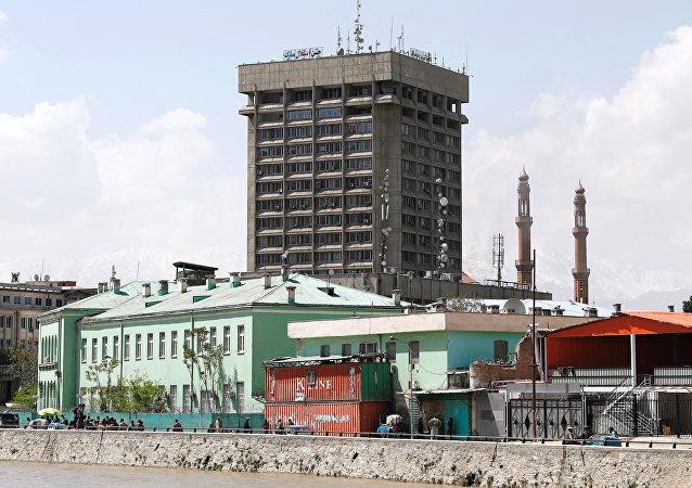 Ministerio de Telecomunicaciones afgano