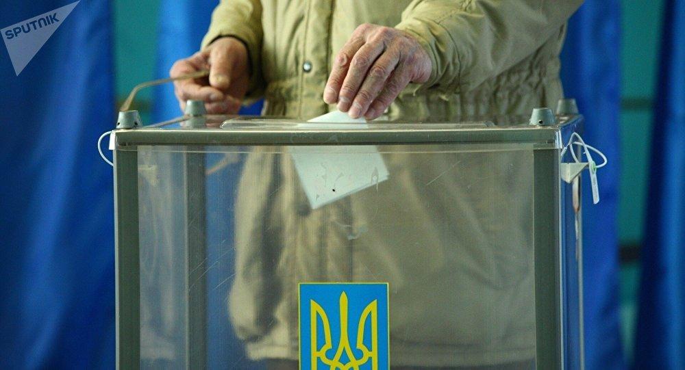Las elecciones en Ucrania